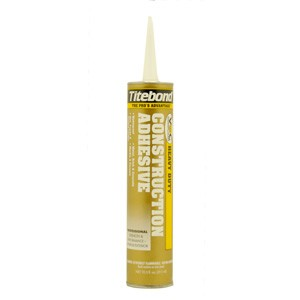Franklin Titebond Heavy Duty Construction Adhesive 10 oz Cartridge