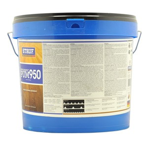 Stauf PUM-950-3G48 Power Mastic Wood Floor Adhesive 3 gallon
