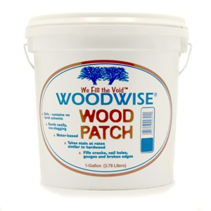 Woodwise Wood Patch Gallon White Oak