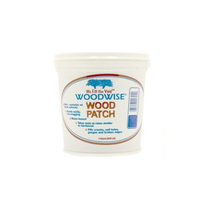 Woodwise Wood Patch Quart White Oak