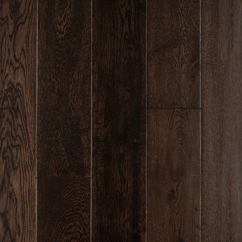 Woods of Distinction Artistic Solid Oak Tobacco 4 3/4 x 3/4  21.9 sf/ctn