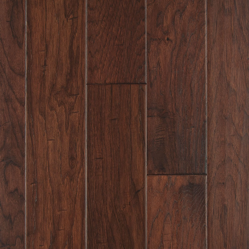 Woods of Distinction Artistic Engineered Hickory Spice 5 x 1/2 32.81 sf/ctn