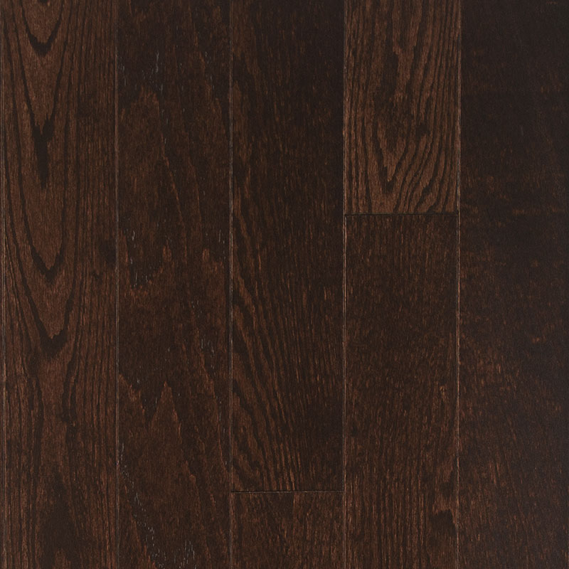 Advantage Grade Red Oak Moka 3 1/4 inch x 3/4 inch 20 sf/ctn