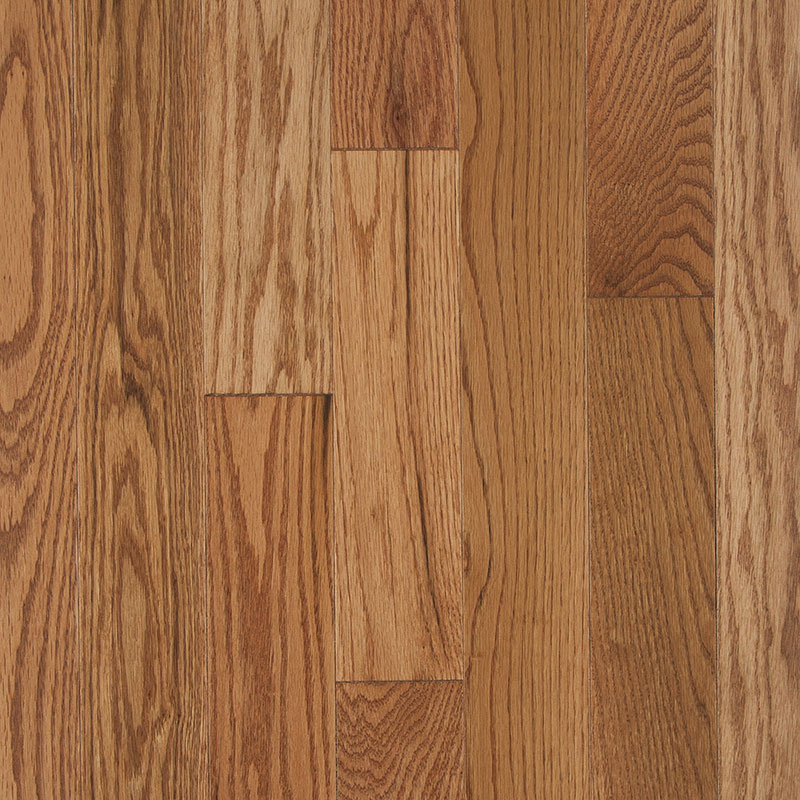 Advantage Grade Red Oak Honey 3 1/4 inch x 3/4 inch 20 sf/ctn