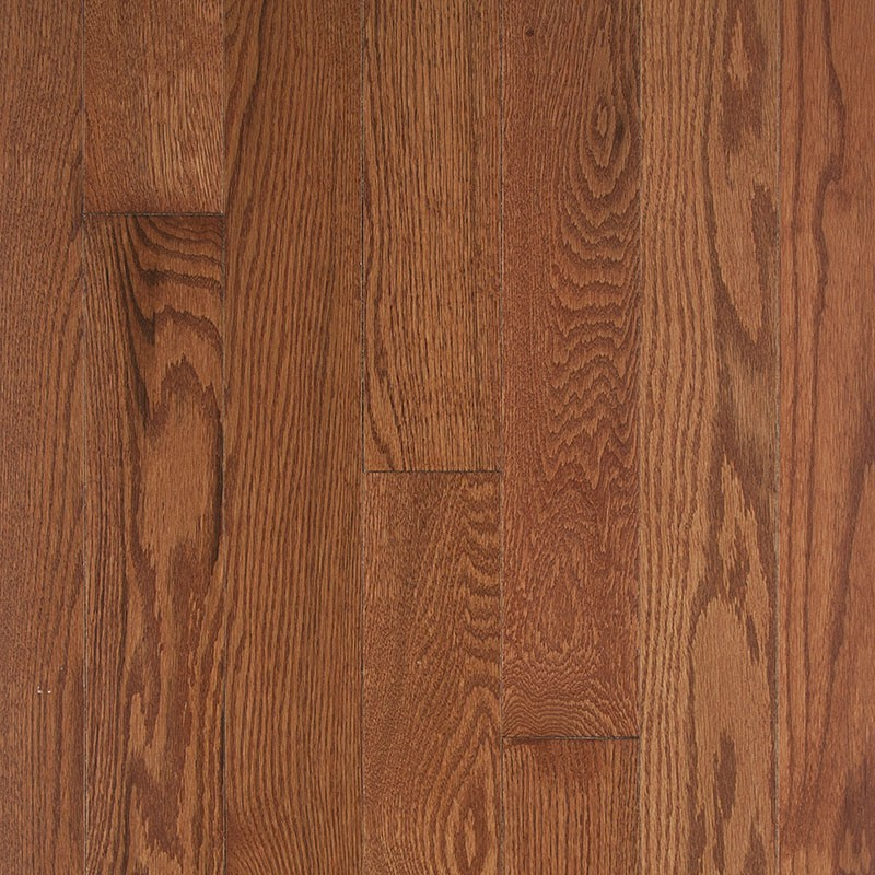 Advantage Grade Red Oak Auburn 3 1/4 inch x 3/4 inch 20 sf/ctn