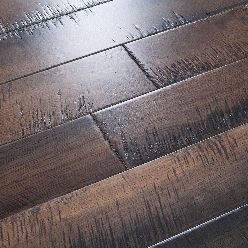Wood Floors Plus Solid Distressed Solid Pacific Pecan