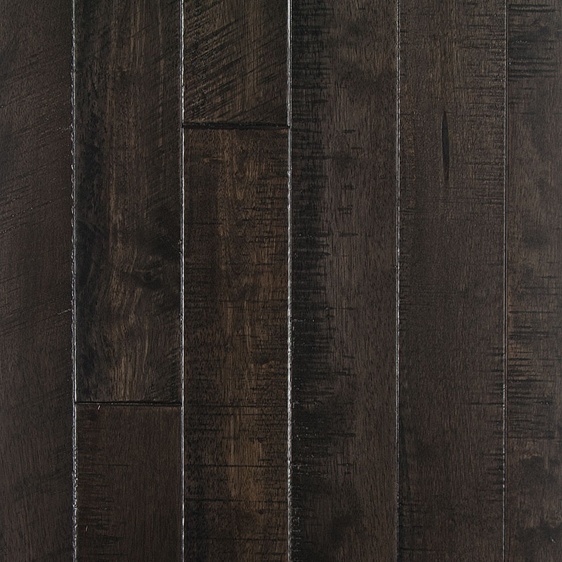 Solid Pacific Pecan Distressed Chocolate 4 x 3/4 24.05 sf/ctn