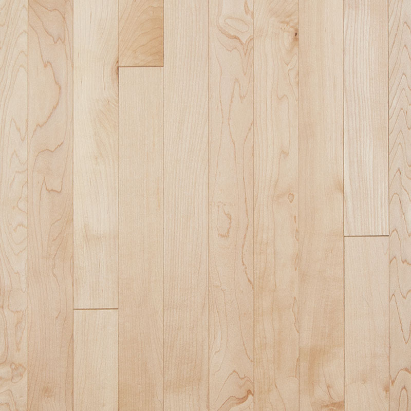 Maple Prestige Semigloss Natural 2 1/4 x 3/4 20 sf/ctn