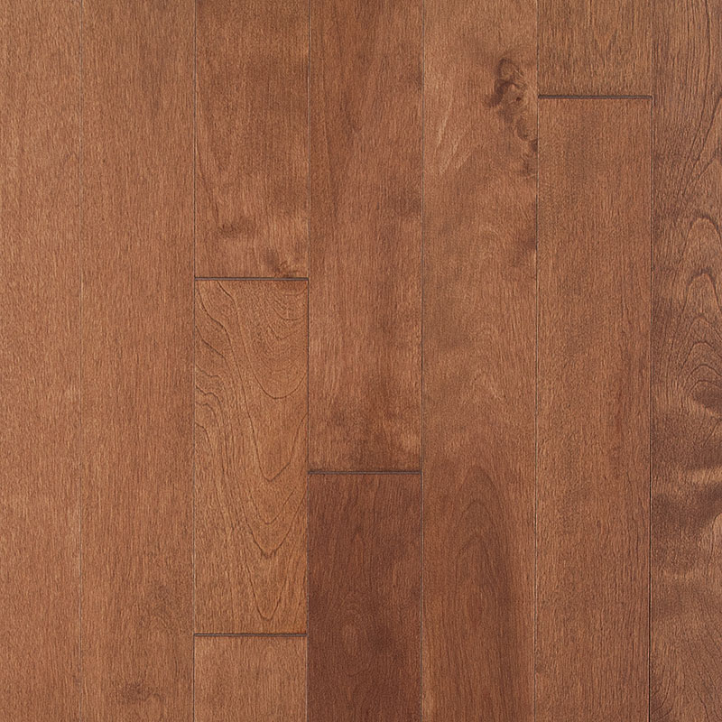 Clearance Appalachian 3/4 x 3 1/4 Birch Solid Pacific Sierra 20 sf/ctn