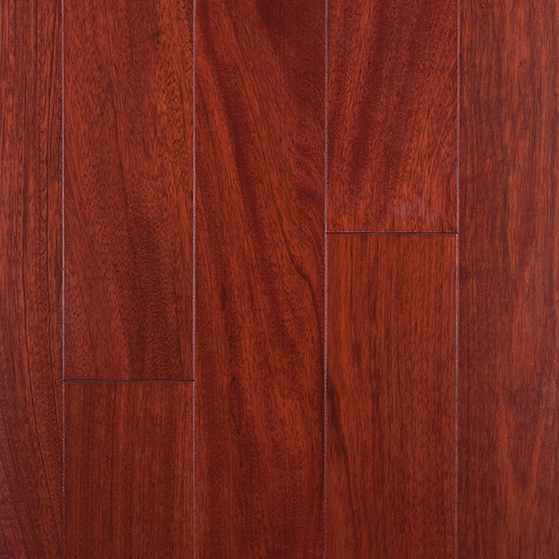 Wood floors plus solid exotic woods of distinction for Cherry hardwood flooring