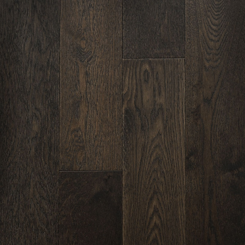 Woods of Distinction Estate Collection 3mm Oak Smoke 4 3/4 x 1/2 33.7 sf/ctn