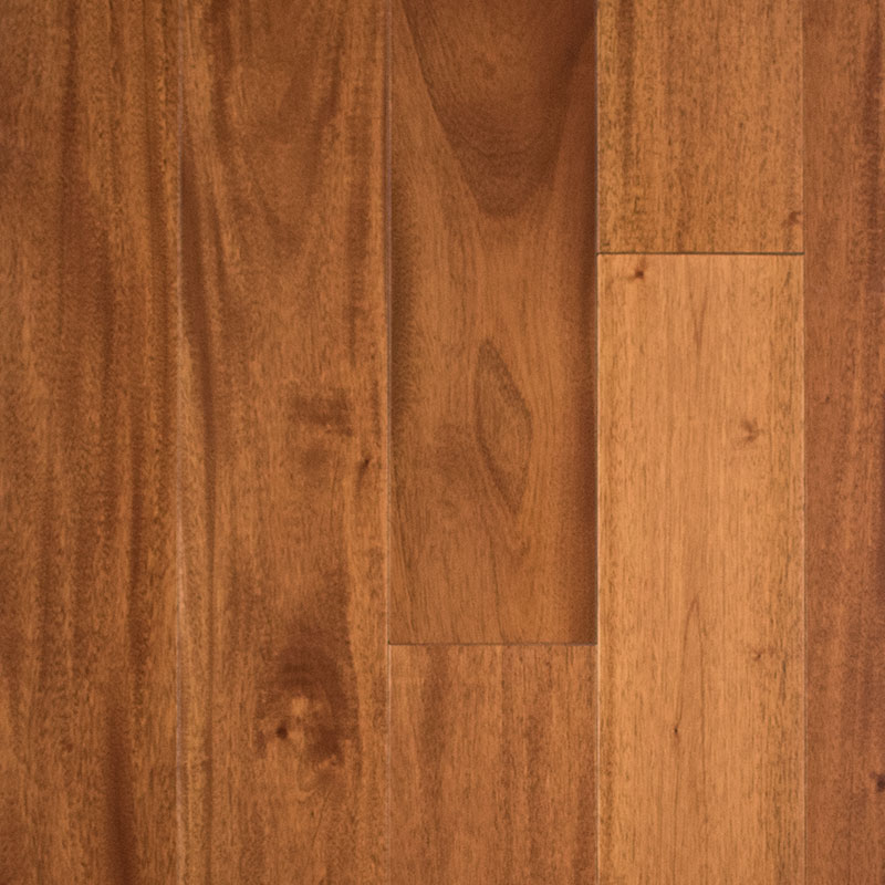 Woods Of Distinction Elegant Exotic Collection Engineered East African Gany Natural 4 3 X