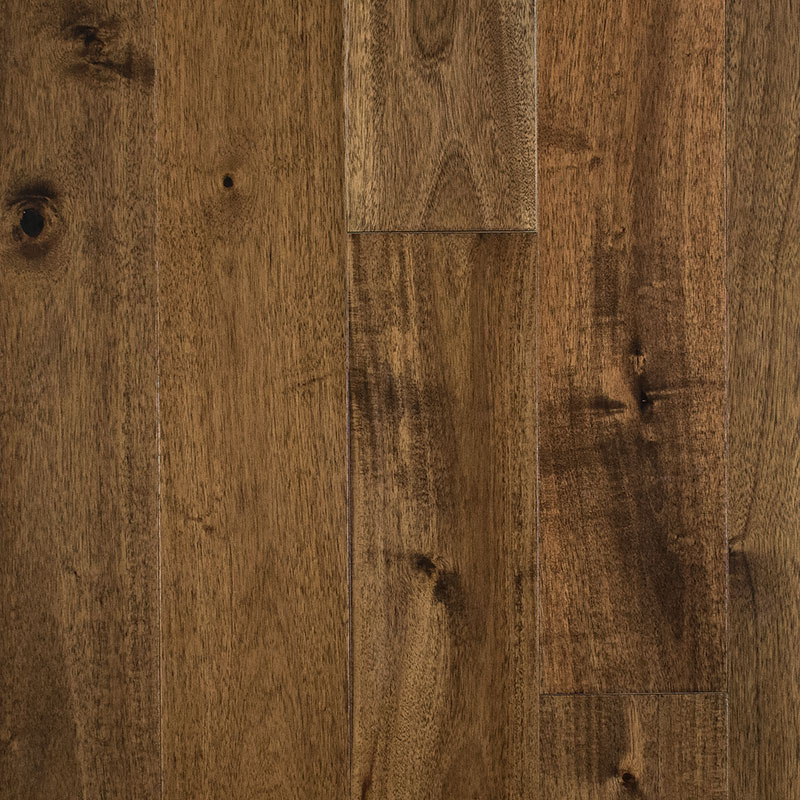 Woods Of Distinction Elegant Exotic Collection Engineered Acacia Morning Coffee 4 3 X 1