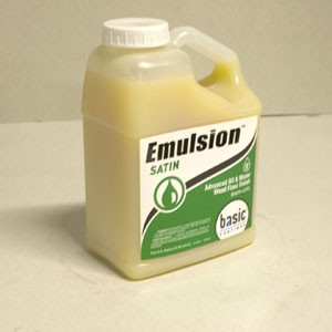 Basic Coating Emulsion  B161943 Satin 1 gallon