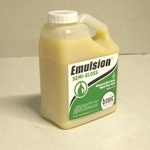 Basic Coating Emulsion  B162043 Semi-Gloss 1 gallon