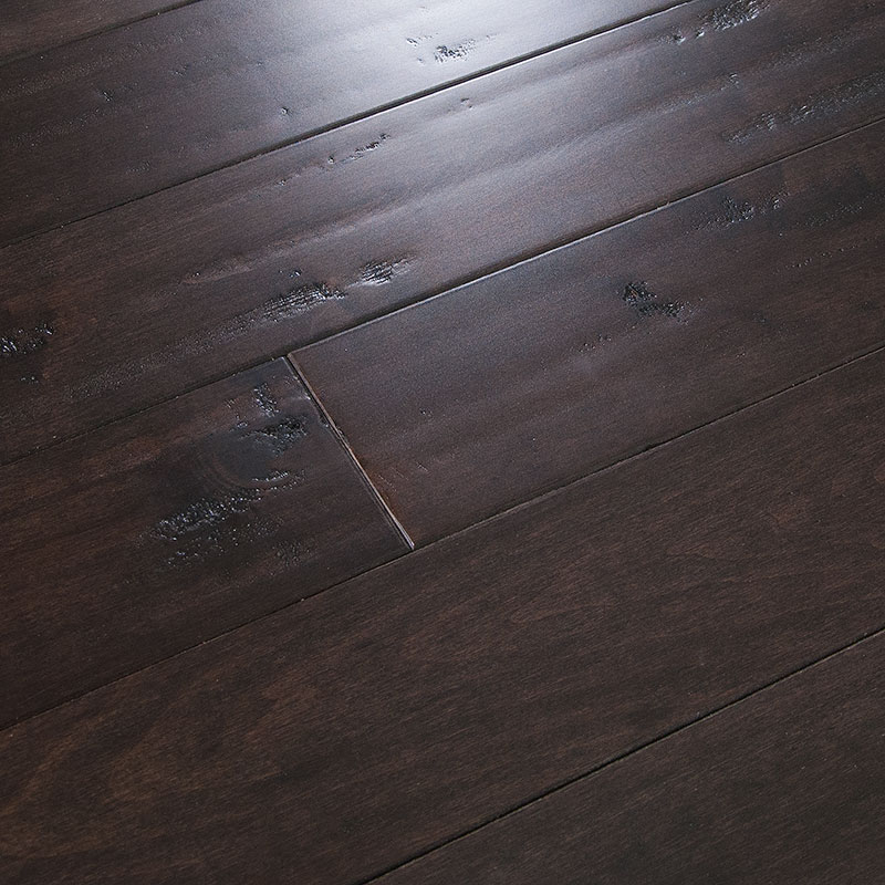 Wood Floors Plus Solid Distressed Great Lakes Solid 34 X 4