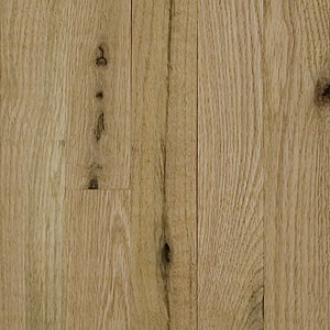 Bluegrass Specialty Flooring 3/4 x 2 1/4 Red Oak Unfinished #2 Common 19.68 sf/ctn