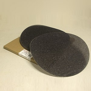 Johnson Abrasives Screen Kut Disc 16 inch x NH Import Mesh C-60 10 Disc Package