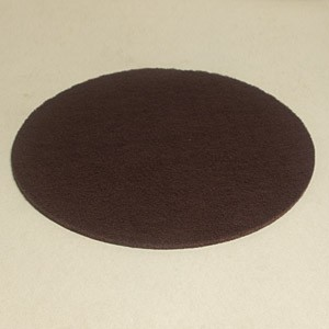 Johnson Abrasives Buffa Pad (Maroon Nylon) 17 inch x NH 1 pad