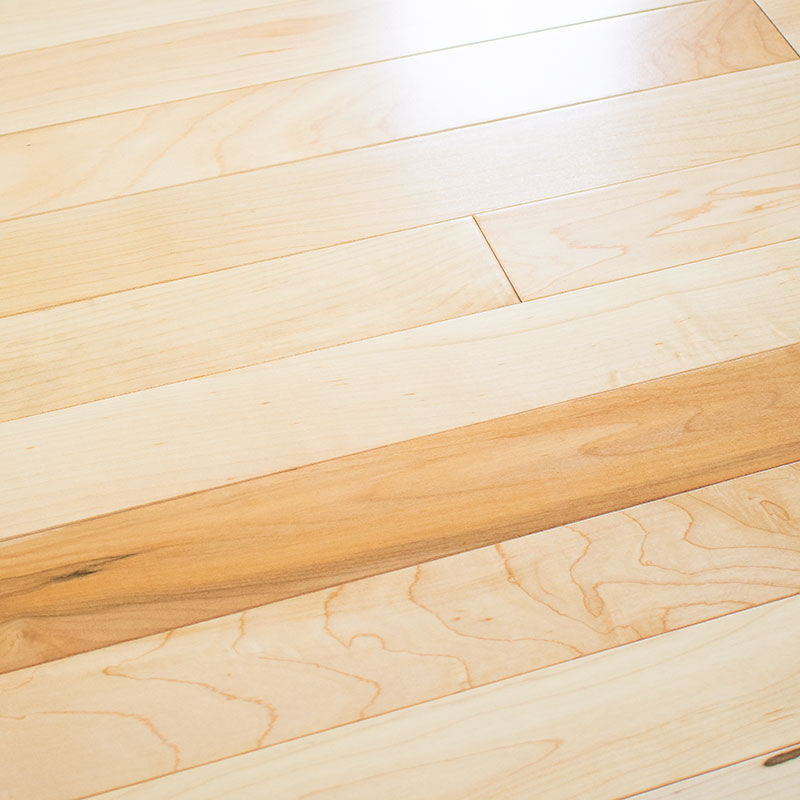 Wood floors plus solid maple clearance mohawk maple for Flooring maple ridge