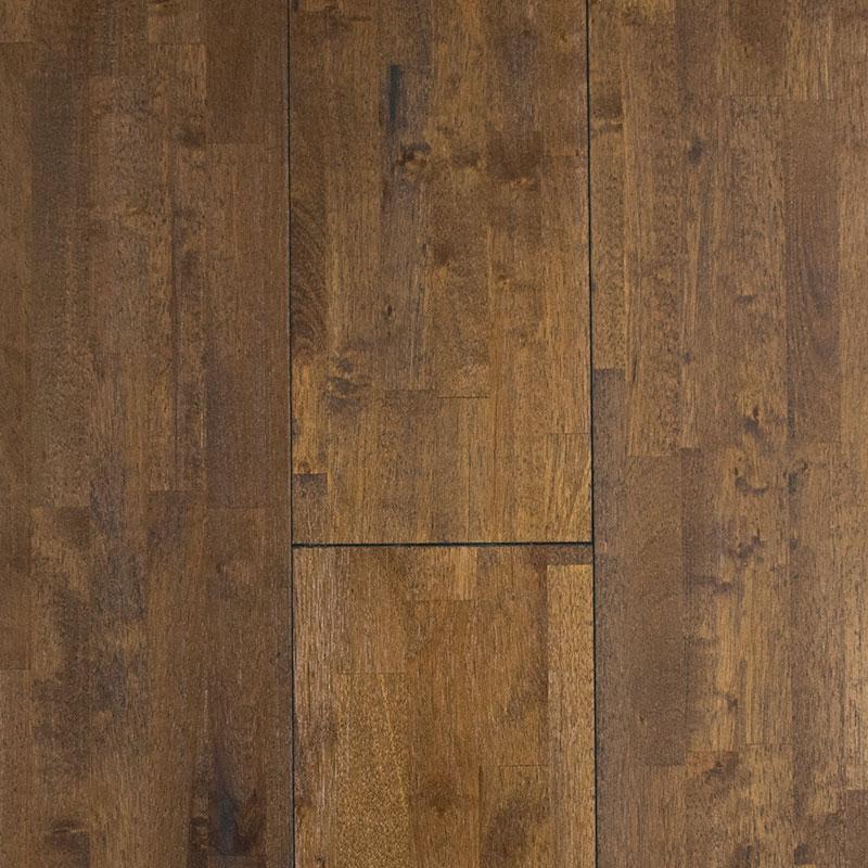 Solid Composed Seringa Nutmeg 7 x 3/4 13.95 sf/ctn - Wood Floors Plus > Solid Hardwood > Solid Distressed