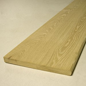 11.5 inch x 48 inch Tread White Oak