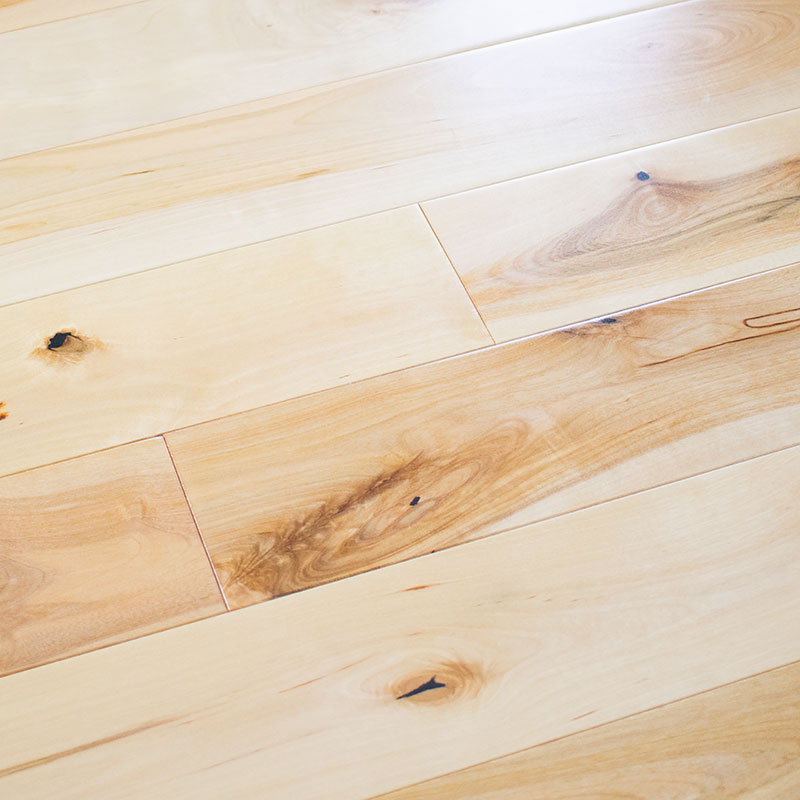 Solid Character Grade Birch Natural 3 1 2 Inch X 4 25 6